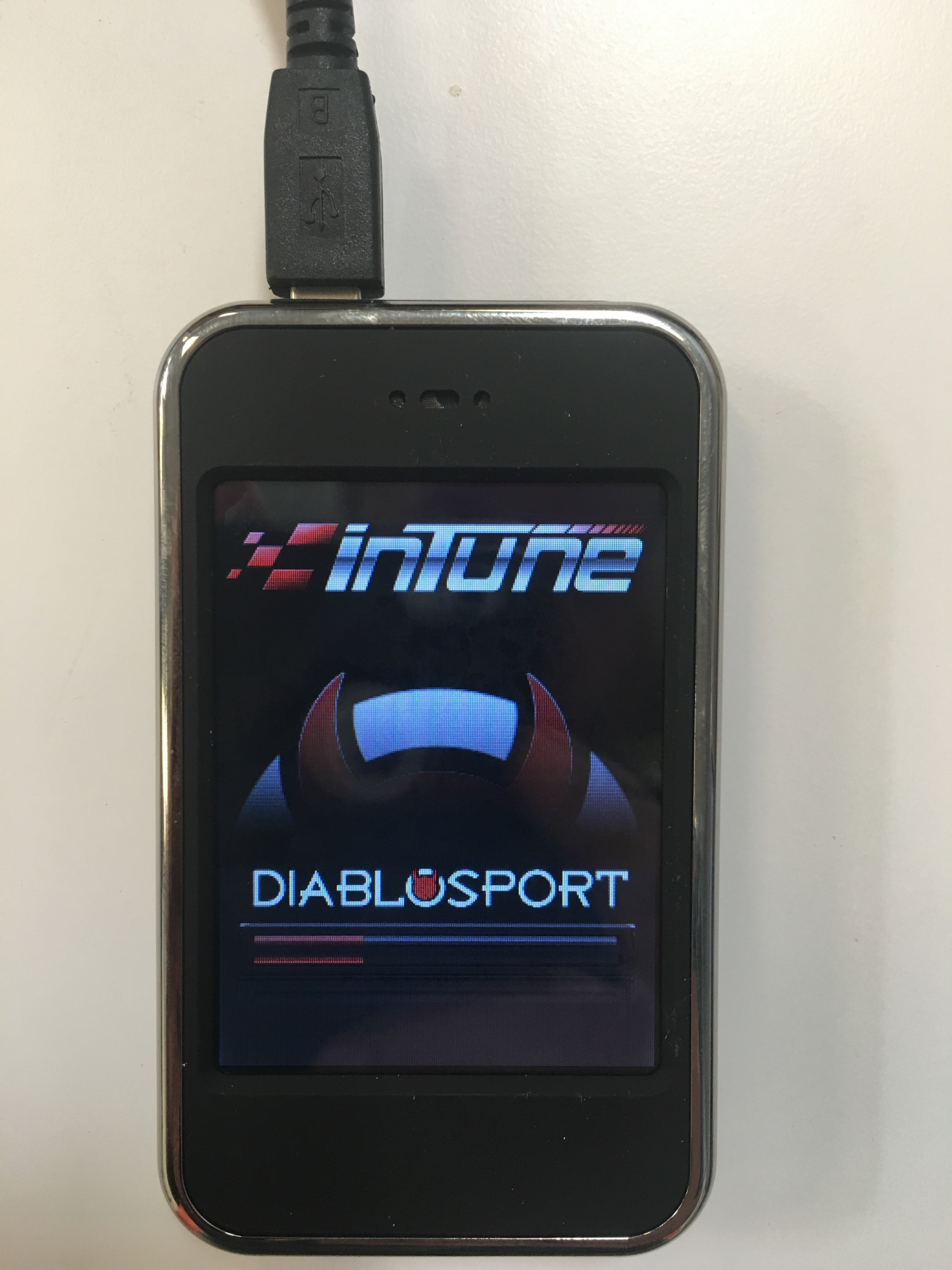 How to load email tunes onto my Diablosport InTune – BAMA